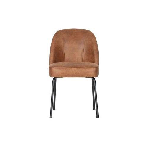 Be Pure Krzesło Vogue koniakowe 800816-B, kolor pomarańczowy