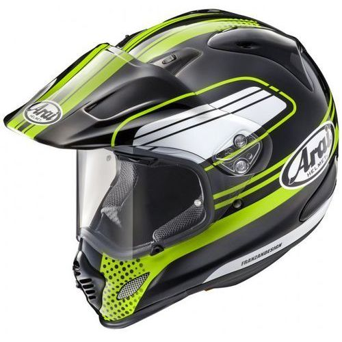 ARAI TOUR-X4 MOVE YELLOW S TOUR-X4 Kask Off-road