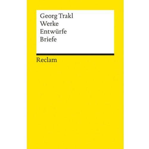 Werke, Entwürfe, Briefe (9783150082515)