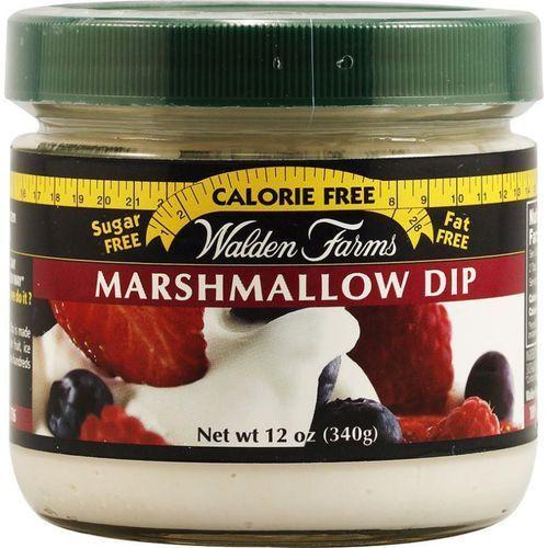 Dip zero dip deserowy marshmallow 0 kalorii 340g marki Walden farms