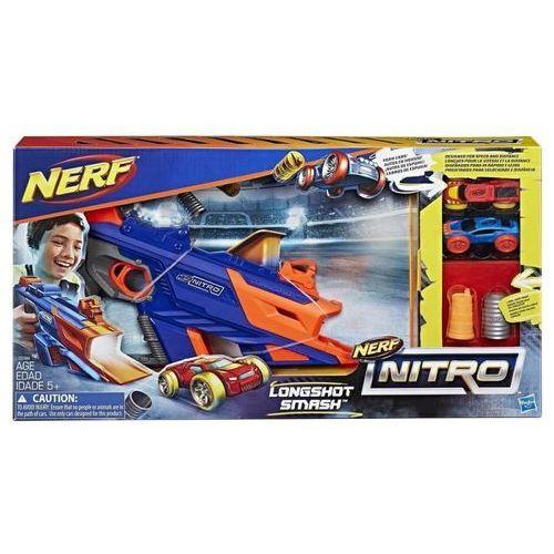 Hasbro Nerf nitro longsh ot smash - . darmowa dostawa do kiosku ruchu od 24,99zł (5010993374267)