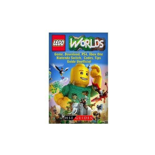 LEGO WORLDS GAME, DOWNLOAD, PS4, XBOX ON (9781981865697)