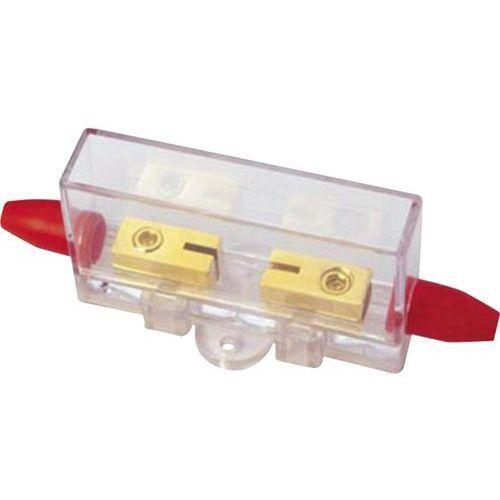 Gniazdo bezpiecznikowe Sinuslive Maxi, 1x 25 mm2, 120 A z kategorii sprzęt samochodowy audio/video