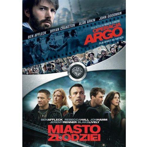 Affleck 2 pack: operacja argo/miasto złodziei (2 dvd) argo/the town marki Galapagos