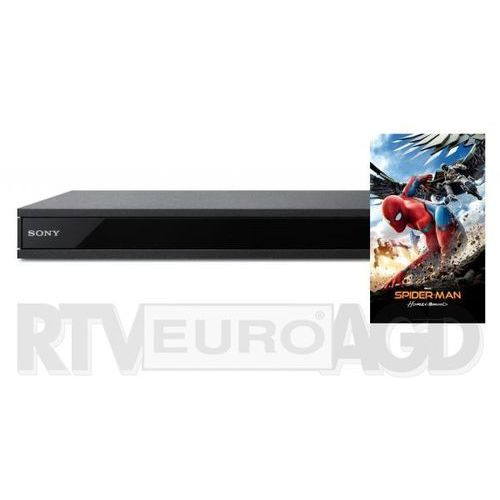 ubp-x800 + film spider-man homecoming marki Sony
