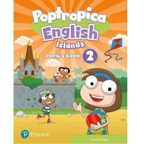 Poptropica English Islands 2. Pupils Book + Online World Access Code - książka