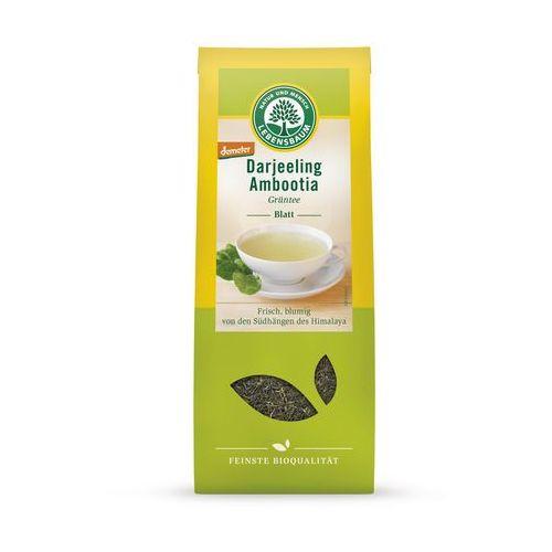 Herbata Zielona Darjeeling liściasta 50g BIO - Lebensbaum