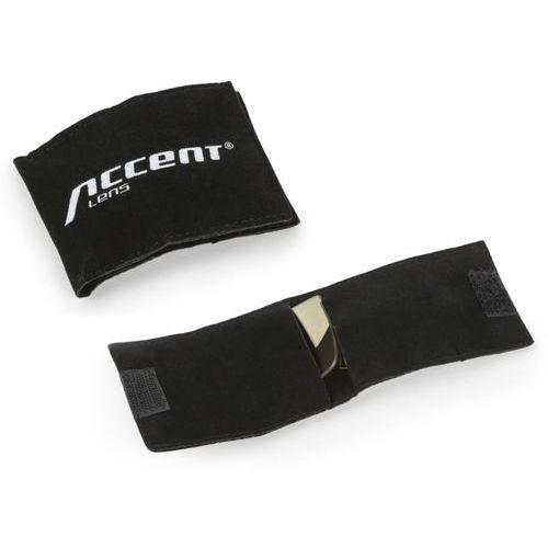 Pokrowiec na soczewki zapasowe marki Accent