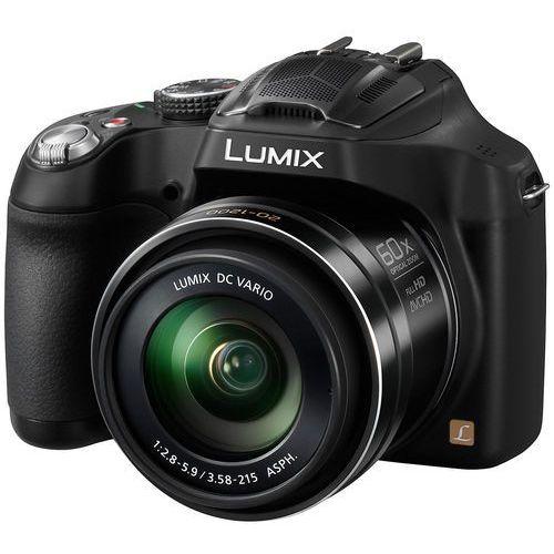Panasonic Lumix DMC-FZ72, cyfrówka