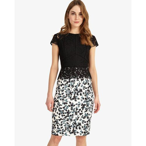 Phase Eight Fantasia Lace Dress, kolor czarny