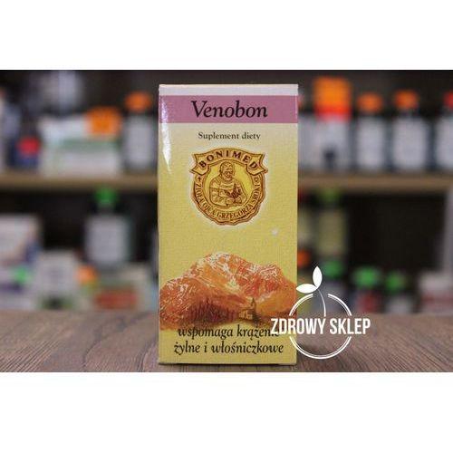Venobon wspomaga krążenie żylne i włośniczkowe 60 kaps. (5908252932481)