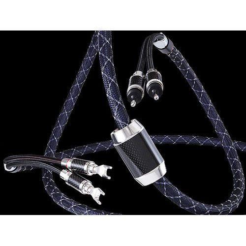 Furutech NanoFlux SPEAKER -sinlge-wire- banany + widełki