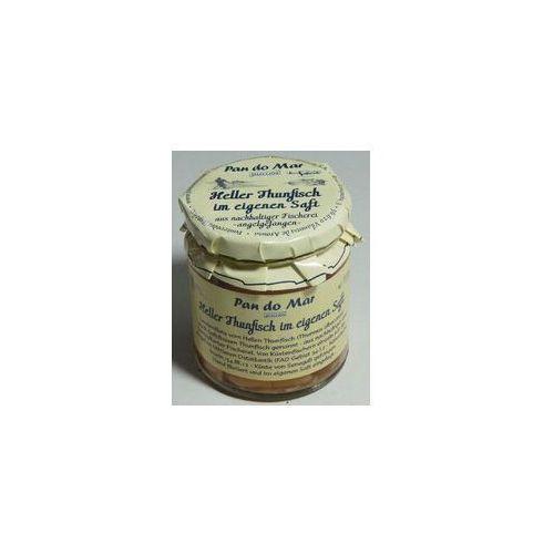 Pan do mar (rybołówstwo zrównoważone) Tuńczyk w sosie własnym 220 g - pan do mar (8412439286740)