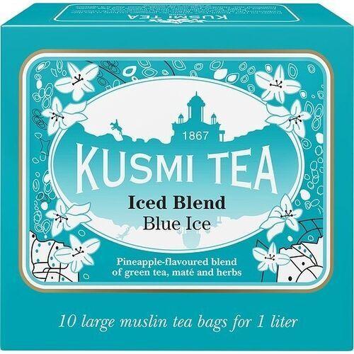 Herbata blue detox iced tea 10 dużych saszetek