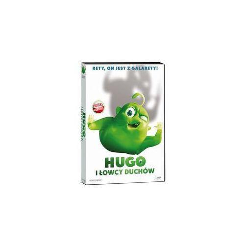 Hugo i łowcy duchów. Darmowy odbiór w niemal 100 księgarniach!