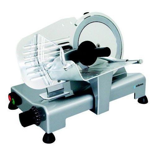 Krajalnica grawitacyjna do wędlin 190 mm | EDENOX, CGSP-195-E