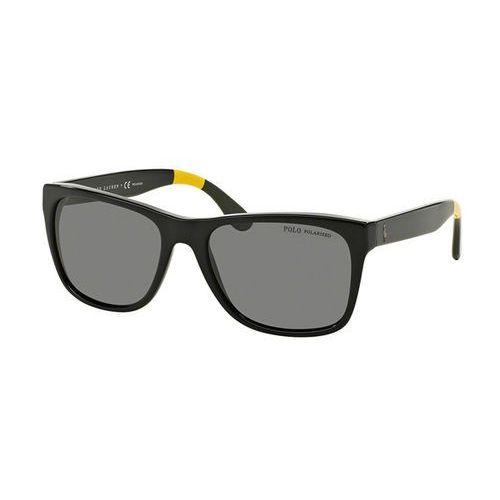 Okulary słoneczne ph4106 pop color polarized 556781 marki Polo ralph lauren