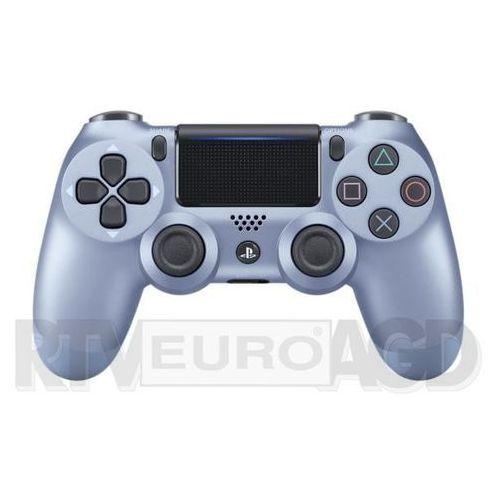Sony dualshock 4 v2 (tytanowy błękit) (0711719949305)