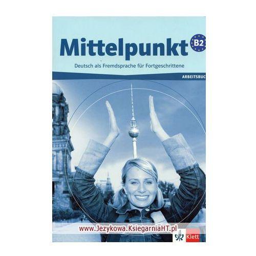 Mittelpunkt B2 Arbeitsbuch + CD (192 str.)