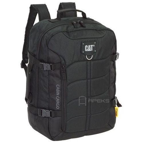 Caterpillar CABIN CARGO plecak podręczny / kabinowy CAT / czarny - Black