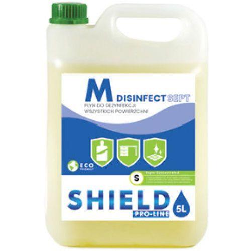 Płyn do dezynfekcji wszystkich powierzchni | M-Disinfect Sept | 5L