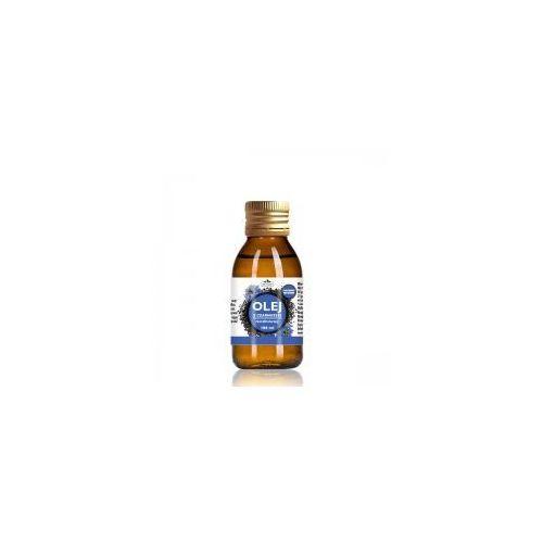 Olej z czarnuszki, zimnotłoczony nierafinowany 100 ml - marki Dr gaja