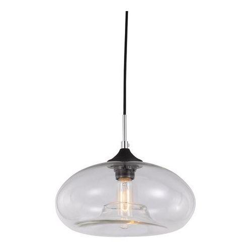 Skandynawska LAMPA wisząca VALIO MDM2093/1 C Italux szklana OPRAWA zwis szkło dymione, MDM2093/1 C