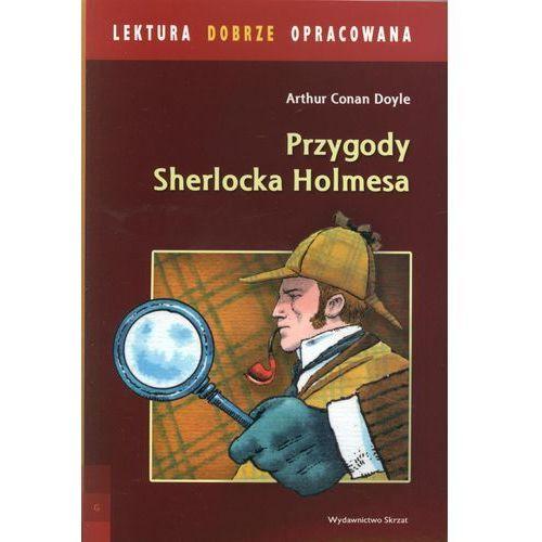 Przygody Sherlocka Holmesa. Lektura dobrze opracowana, Arthur Conan Doyle