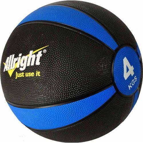 Piłka wagowa 4kg Allright / Gwarancja 24m / NEGOCJUJ CENĘ ! - oferta [0508de4743bf026f]