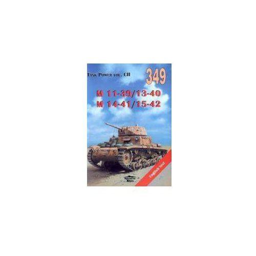 M 11-39/13-40. M 14-41/15-42. Tank Power vol. CII, oprawa broszurowa