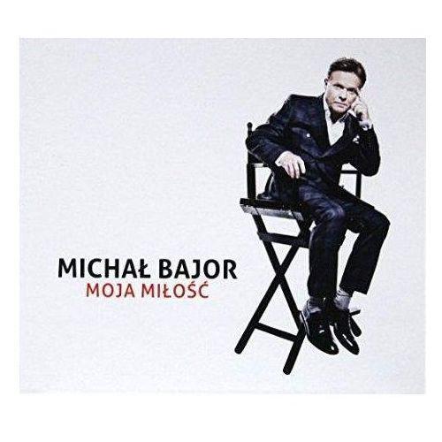 Moja miłość - Michał Bajor (Płyta CD)