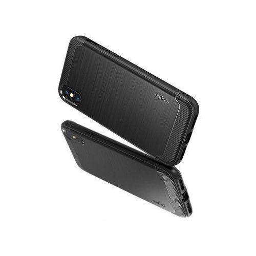 Etui Ringke Onyx do Apple iPhone XS Max Black, kolor czarny