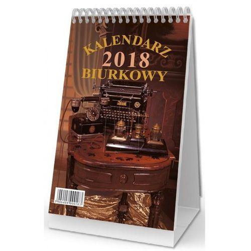 Kalendarz 2019 biurkowy pionowy - spirala SB3