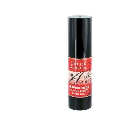 Olejek z feromonami - Extase Sensuel Feromon Hot Oil Passion Fruit (8436533092618)