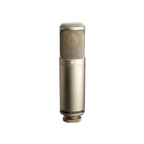 """Rode k2 - mikrofon lampowy -5% na pierwsze zakupy z kodem """"start""""!"""