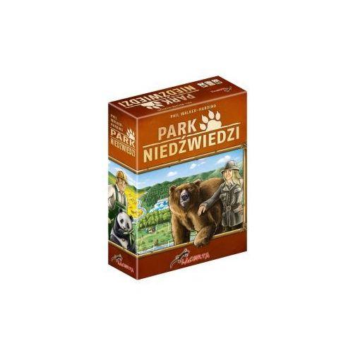 Park niedźwiedzi. gra planszowa marki Lacerta