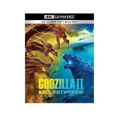 Godzilla ii: król potworów (2bd 4k) (płyta bluray) marki Michael dougherty