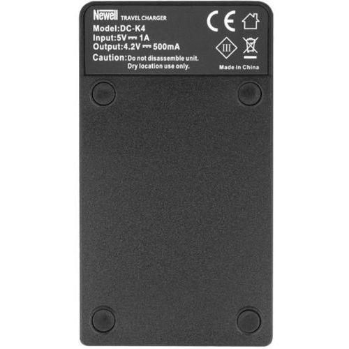Ładowarka NEWELL DC-USB do akumulatorów NP-BN1