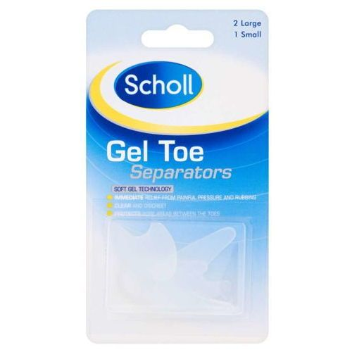 gelactiv kliny międzypalcowe 3 szt. marki Scholl
