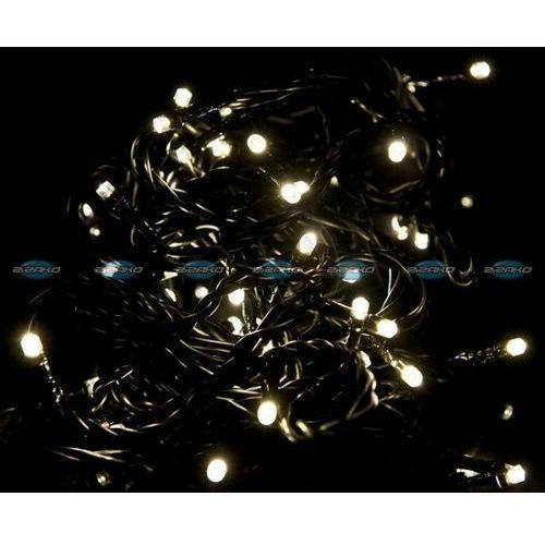 Lampki choin 100LED AJE-CL10010WO białe ciepłe zew, marki activejet do zakupu w ZiZaKo sp. z o.o.