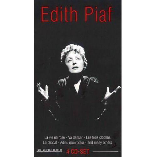 EDITH PIAF - Box Set (4CD), 4011222207654