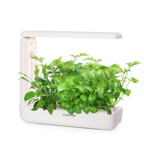 Klarstein Growlt Cuisine Smart Indoor Garden 10 roślin 25W LED 2 litry (4060656150142)