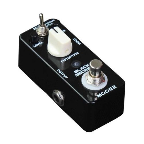 Mooer MDS 1 Black Secret - Distortion efekt gitarowy