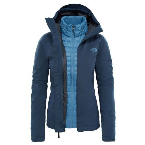 Kurtka 3w1 THERMOBALL TRICLIMATE JACKET WOMEN - ink blue, Primaloft