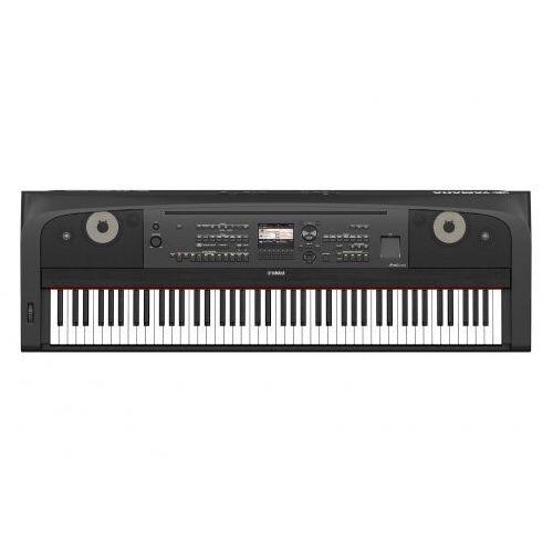 Yamaha dgx 670 b keyboard z ważoną klawiaturą (88 klawiszy), czarny