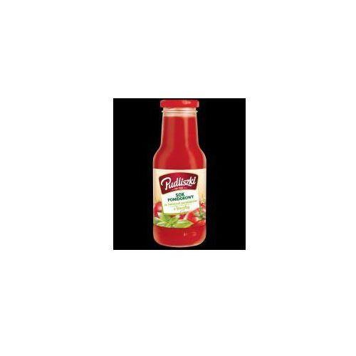 Pudliszki Sok pomidorowy z bazylią 290ml (5900783006976)