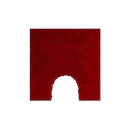 Dywanik na WC Grund ROMAN czerwony, 50 x 50 cm, - oferta [4538e60e8162a5b4]
