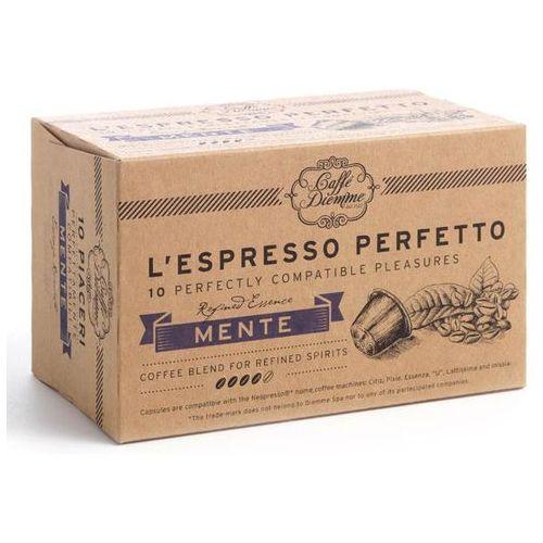 Diemme mente kapsułki do nespresso – 10 kapsułek marki Nespresso kapsułki