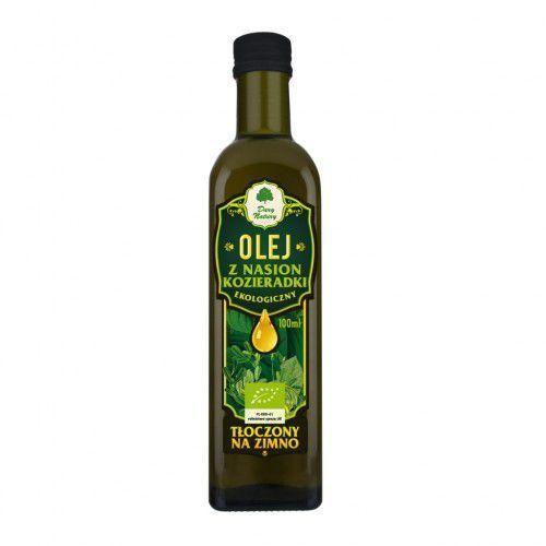 Dary natury Olej z nasion kozieradki eko 0,1 l