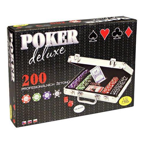 Poker deluxe 200 chips